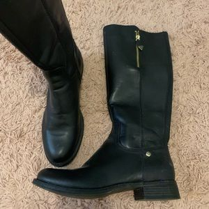 Black guess boots (size 8)